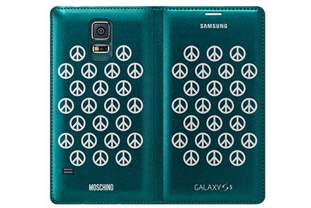 کیف محافظ سامسونگ گلکسی اس5 با طراحی خاص