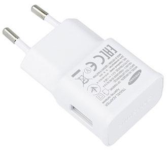 شارژر اصلی سامسونگ همراه با کابل Samsung Travel Adapter Charging EP-TA50EWE