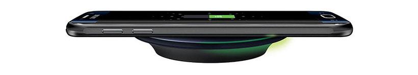 پد شارژ بی سیم سامسونگ با حفاظت از باتری گوشی