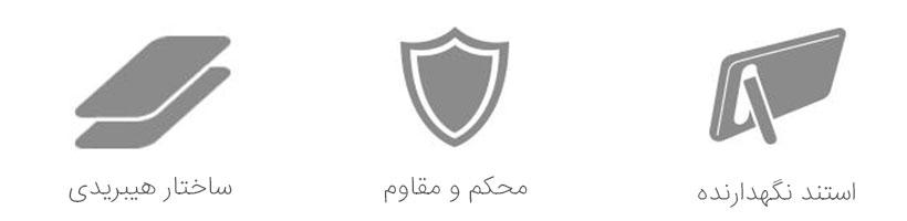طراحی کاربردی قاب محافظ اسپیگن هیبریدی