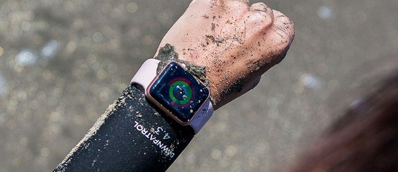 اپل واچ مقاوم در برابر ضربه و خاک و آسیب  های مشابه
