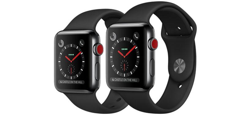 بند نرم برای ساعت هوشمند اپل