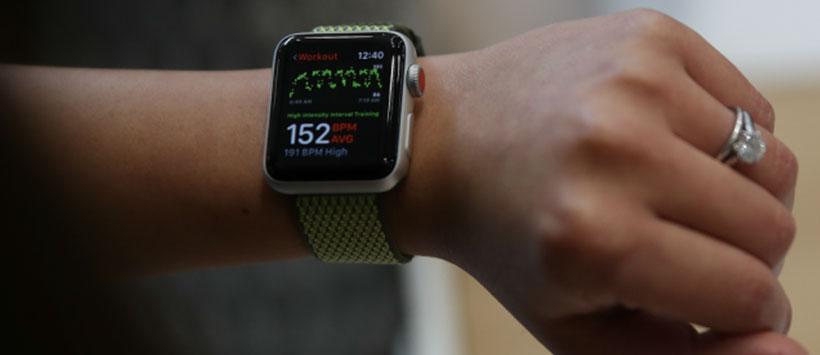 مشاهده راحت اعلان ها با اپل واچ سری 3