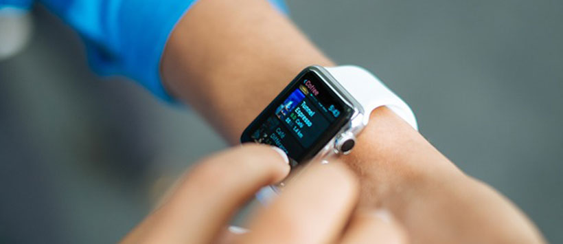 صفحه نمایش لمسی اپل واچ سری 3