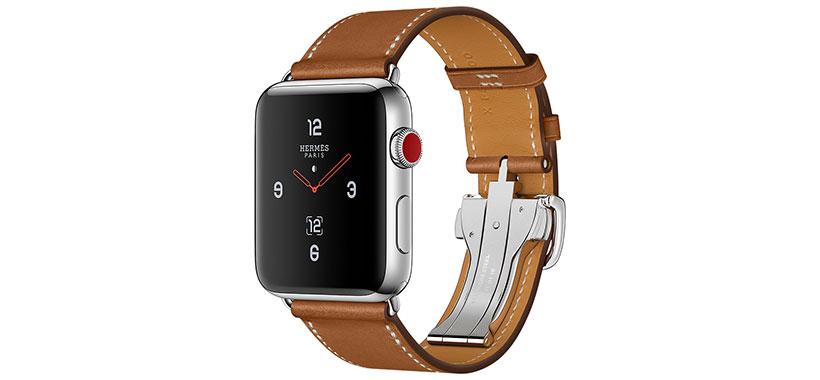 بند چرمی ساعت هوشمند اپل