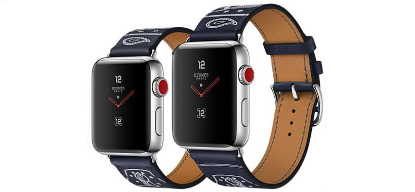 بند چرم برای ست ساعت هوشمند اپل