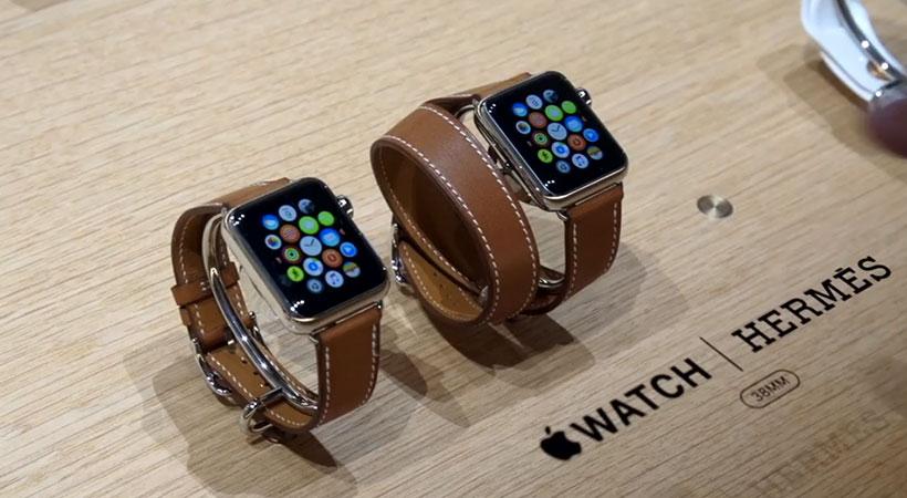 اپل واچ سری 2 هرمس Apple Watch Series 2 Hermes
