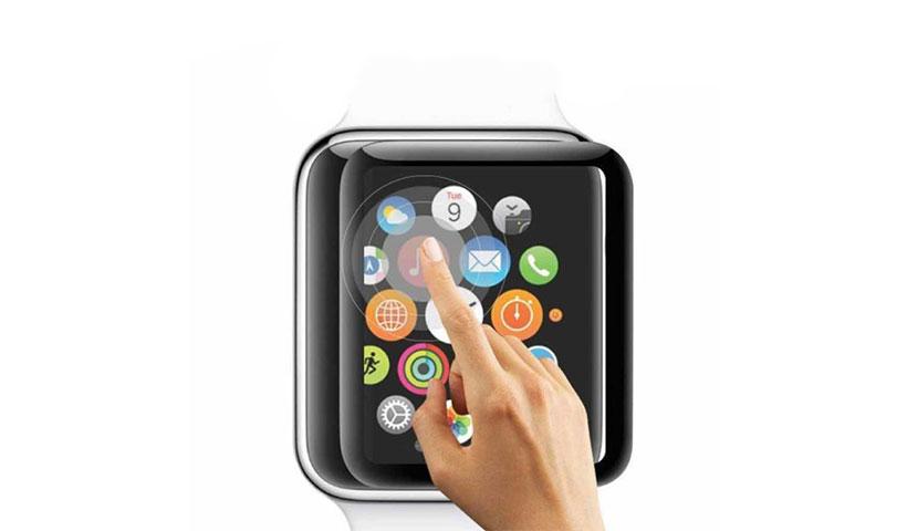محافظ صفحه نمایش شیشه ای اپل واچ 42mm