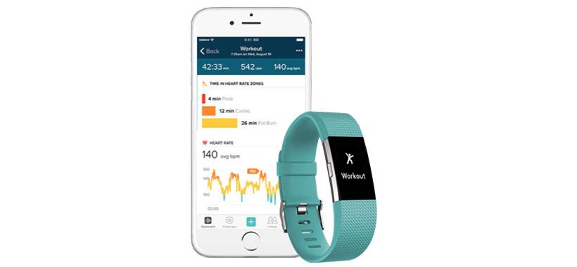 GPS برای نمایش دقیق مسیر با دستبند فیت بیت