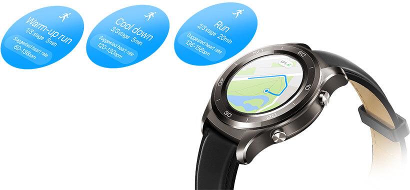 ردیابی GPS با ساعت هواوی 2