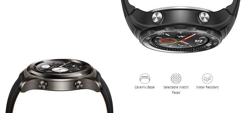 طراحی ساعت هوشمند هواوی 2