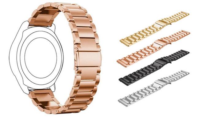 انواع بند فلزی ساعت سامسونگ gear s3