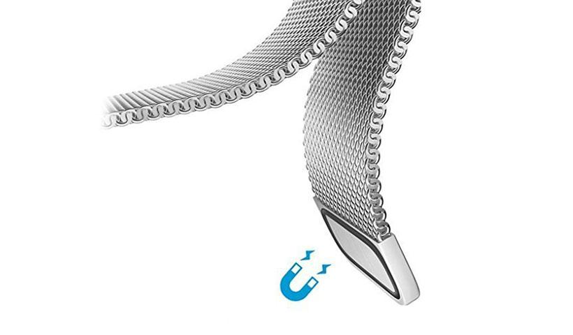 بند فلزی ساعت هوشمند سامسونگ مدل Gear S3 با قفل اهن ربایی