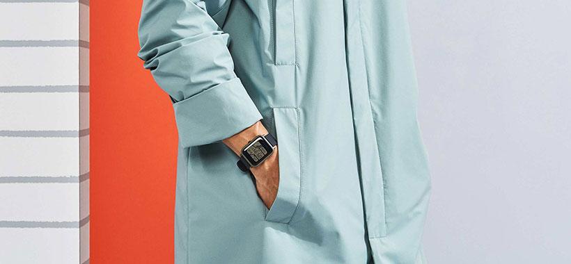 ساعت هوشمند شیائومی سبک و راحت