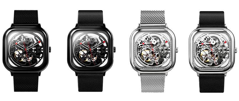 ساعت نیمه شفاف شیائومی CIGA Design
