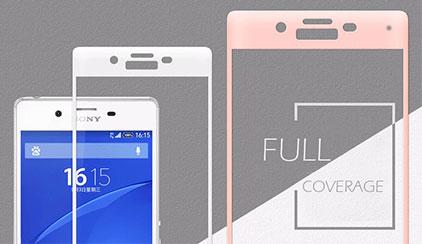 محافظ صفحه نمایش شیشه ای Mocoll 3D Glass Sony Xperia X Compact
