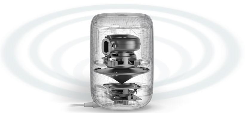 قطعات به کار رفته در اسپیکر LF-S50G بسیار باکیفیت هستند