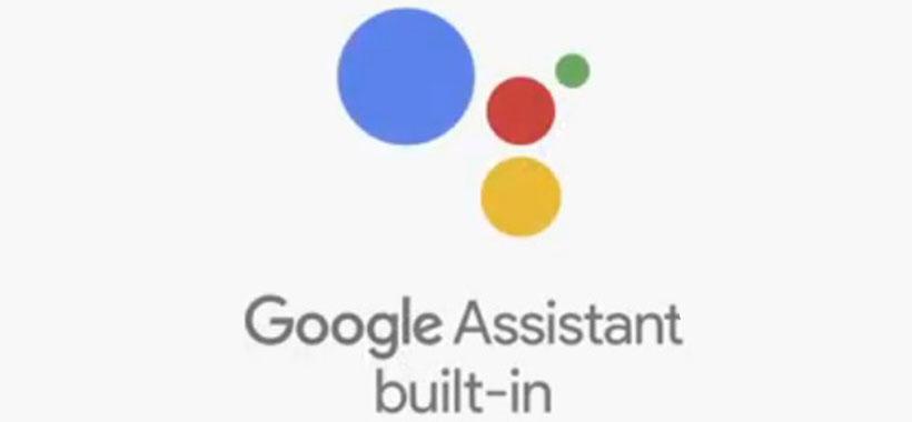 دستیار صوتی گوگل برای اسپیکر سونی