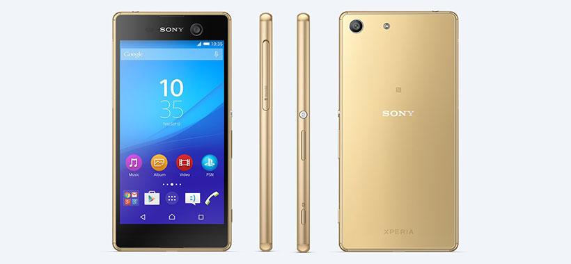 درب گوشی Sony Xperia M5