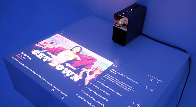 پروژکتور لمسی سونی Sony Xperia Touch