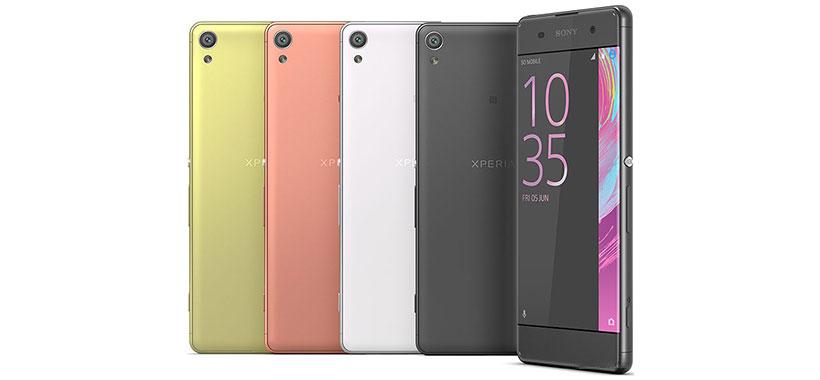 درب گوشی Sony Xperia XA