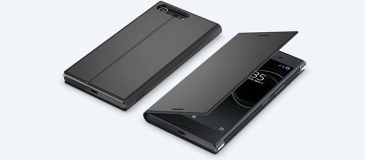 بدنه شفاف و بدون رنگ کاور محافظ اصلی سونی XZ Premium