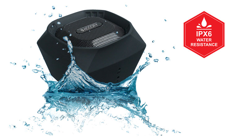 اسپیکر بلوتوث اکوفای Accofy Rock S6 Mini Speaker Bluetooth