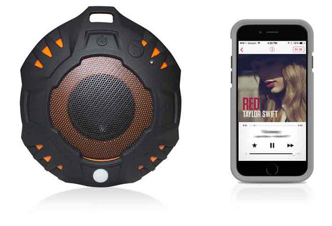 اسپیکر بلوتوث اکوفای Accofy Rock S6 Plus Speaker Bluetooth