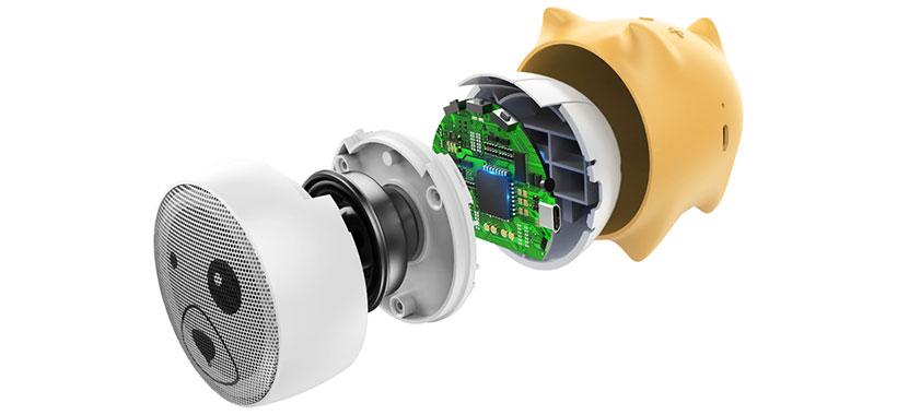 اتصال دوگانه اسپیکر بلوتوثی