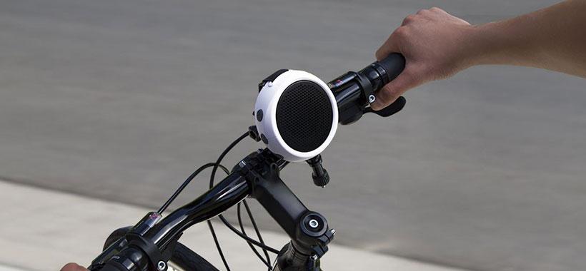 اسپیکر براون 105 قابل اتصال به دوچرخه