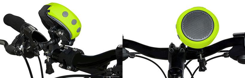 گیره های اتصال اسپیکر به دوچرخه