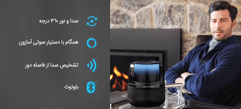 اسپیکر Harman Kardon Allure