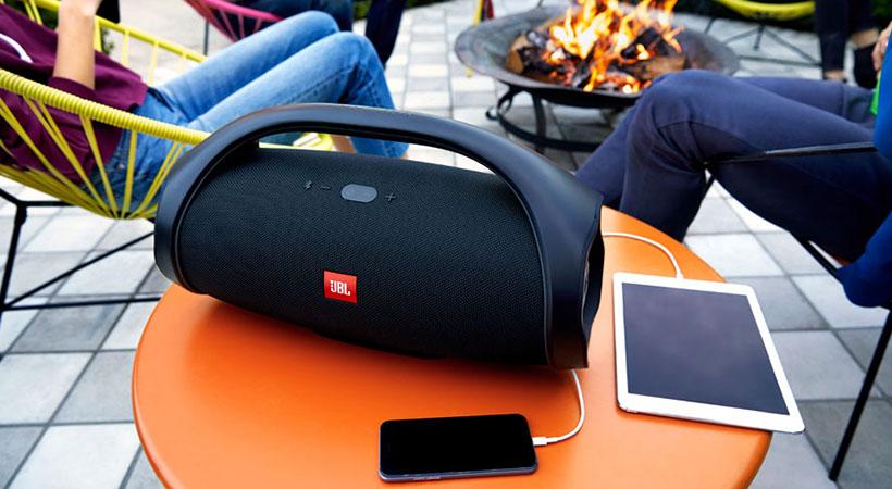 اسپیکر بلوتوث جی بی ال JBL Boombox Speaker Bluetooth