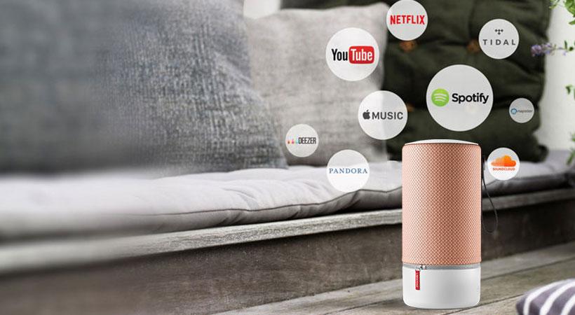 اسپیکر بلوتوث لیبراتون Libratone Zipp Bluetooth Speaker