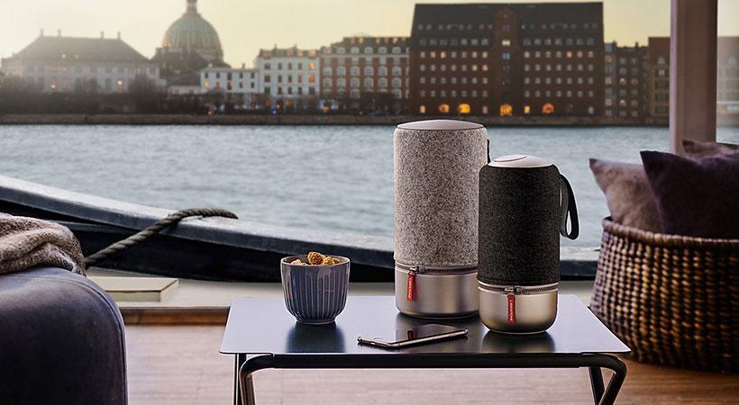 اسپیکر بلوتوث لیبراتون Libratone Zipp Copenhagen Bluetooth Speaker