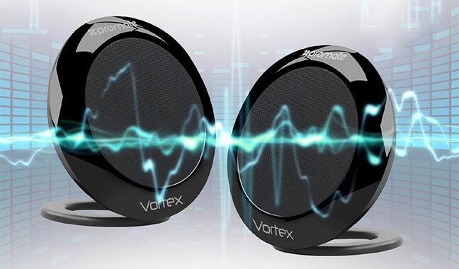 اتصال دو اسپیکر پرومیت ورتکس به یکدیگر