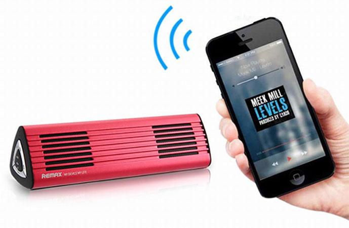 اسپیکر بلوتوث ریمکس Remax Speaker Bluetooth RB-M3