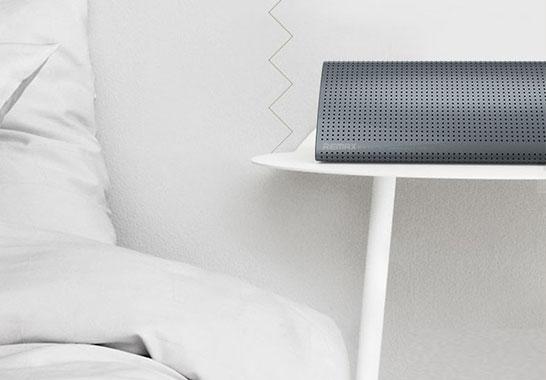 ایجاد دکوری زیبا در منزل با استفاده از اسپیکر پرتابل ریمکس M7