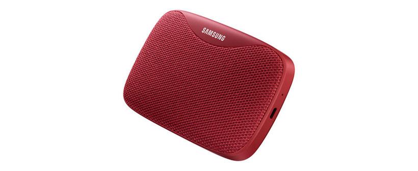 اسپیکر سامسونگ دارای صدای دوگانه و اتصال بلوتوثی