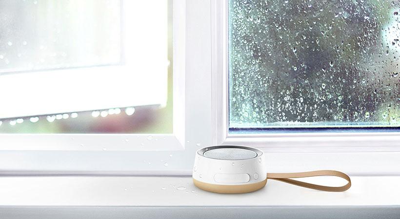 اسپیکر بلوتوث قابل حمل سامسونگ Samsung Wireless Speaker Scoop Design