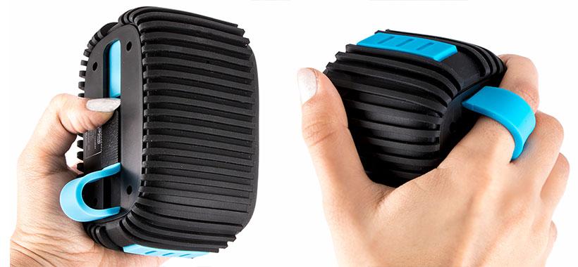 باتری اسپیکر سیلیکون پاور دارای ظرفیت مطلوب
