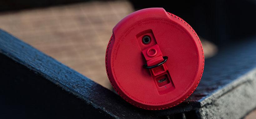 باتری قابل شارژ داخلی اسپیکر بلوتوث آلتیمیت ایرز