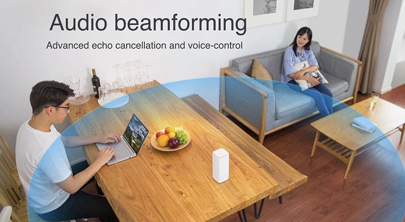 دستیار هوشمند صوتی و اسپیکر بلوتوث شیائومی Xiaomi AI Smart Voice Control Bluetooth Speaker