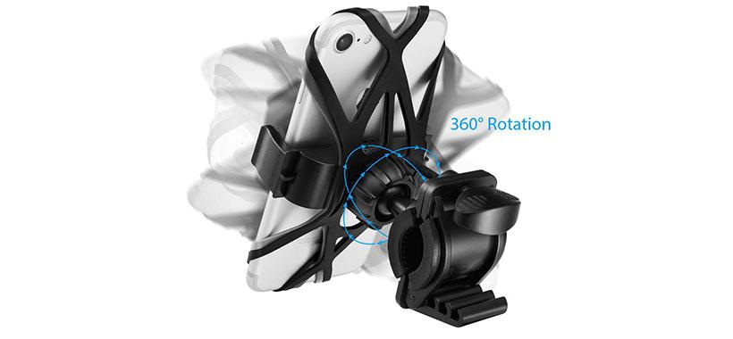 نگهدارده اسپیگن با قابلیت چرخش 360 درجه