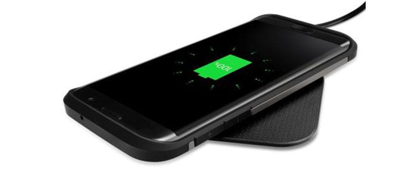 شارژر اسپیگن سازگار با گوشی های مجهز به شارژ QI