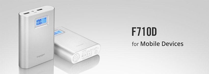 پاور بانک اسپیگن F710D