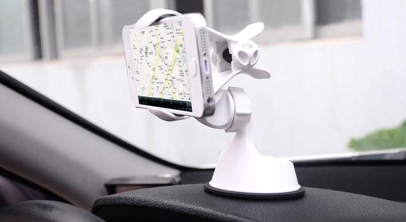 پایه نگهدارنده گوشی بیسوس Baseus Smart Car Mount
