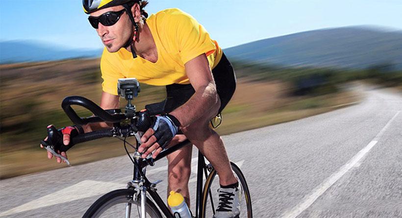 پایه نگهدارنده hocoگوشی روی دوچرخه