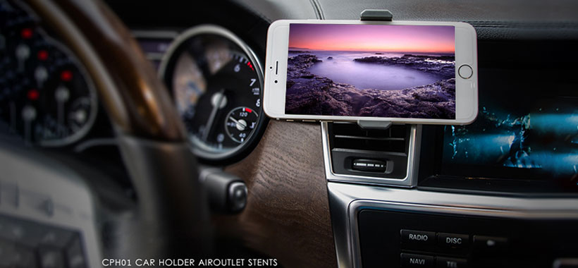پایه نگهدارنده گوشی هوکو CPH01 Air Outlet Stents