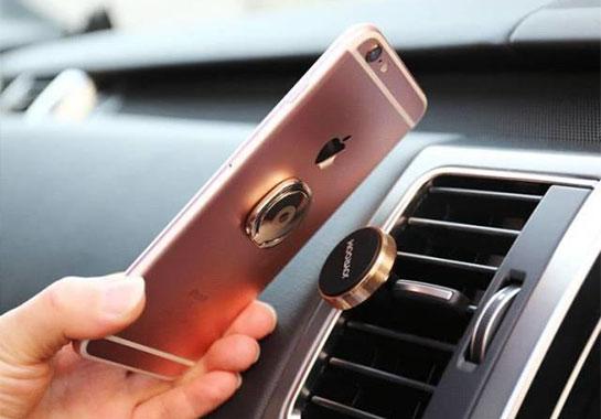 پایه و حلقه نگهدارنده گوشی جویروم مدل ZS122